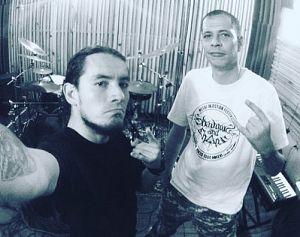 Alejandro Maestre Farfan - Galil, Músicos Metaleros y Rockeros