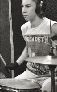 Alex Manzano - Razo, Músicos Metaleros y Rockeros