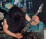 Alvaro Garcia - Brain Damagevil, Bandas Colombianas