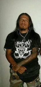 Anakiton - Morten Terror, Músicos Metaleros y Rockeros