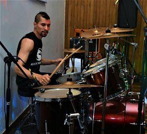 Anderson Alvarez - Esquizofrenia, Músicos Metaleros y Rockeros