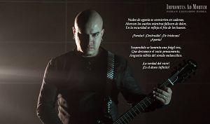 Fabian Parra - Impromtus Ad Mortem, Músicos Metaleros y Rockeros