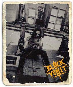 Atollyon Damn - Black Vomit 666, Músicos Metaleros y Rockeros