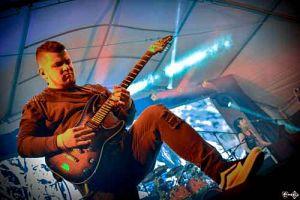 Beto Chamorro - Convict3d, Músicos Metaleros y Rockeros
