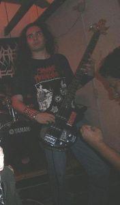 Camilo Hernandez - Hellworld, Músicos Metaleros y Rockeros