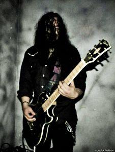 Camilo Toquica - Ursus, Músicos Metaleros y Rockeros