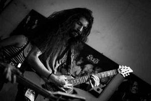 Camilo Duarte - Razo, Músicos Metaleros y Rockeros