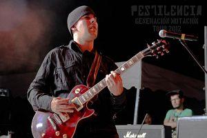 Carlos Marin - Agony, Músicos Metaleros y Rockeros