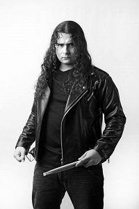 Cesar Quintero - Athemesis, Músicos Metaleros y Rockeros
