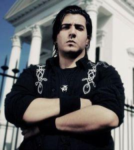 Cristian Badillo - Adaia, Músicos Metaleros y Rockeros