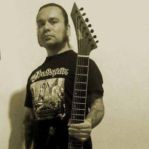 Daniel Paz - Amputated Genitals, Músicos Metaleros y Rockeros