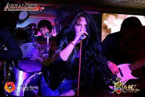 Daniela Suarez - Holocynic, Músicos Metaleros y Rockeros