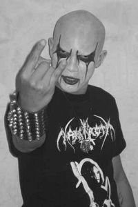 Darkbegoth - Atanab, Músicos Metaleros y Rockeros