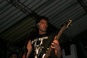 David Garcia - Burning, Músicos Metaleros y Rockeros