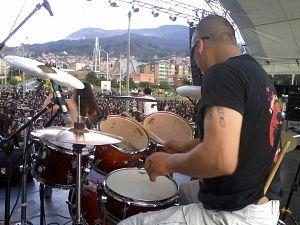 Diego Forero - , Bandas Colombianas