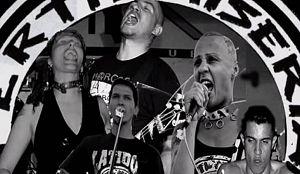 Edwin Cortez - Fertil Miseria, Músicos Metaleros y Rockeros