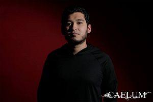 Edwin Rodriguez - Caelum, Músicos Metaleros y Rockeros
