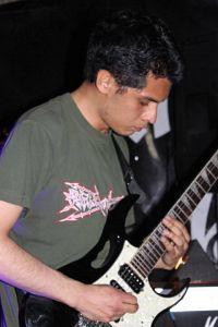 Elkin Sebastian Suarez - Mad Soldier, Músicos Metaleros y Rockeros