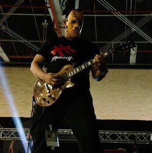 Erick Paramo - Maalesh, Músicos Metaleros y Rockeros