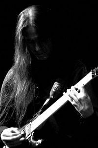 Fernando Ramirez Bermudez - Sinnerstesy, Músicos Metaleros y Rockeros