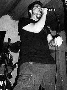 Fredy Ibarra - Agnicion, Músicos Metaleros y Rockeros