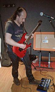 Fredy Barrera - Athor, Músicos Metaleros y Rockeros