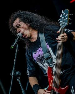 Hernan Bautista - Tears Of Misery, Bandas Colombianas