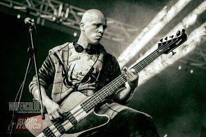 Hernan Garcia Spiderbass - Maalesh, Músicos Metaleros y Rockeros