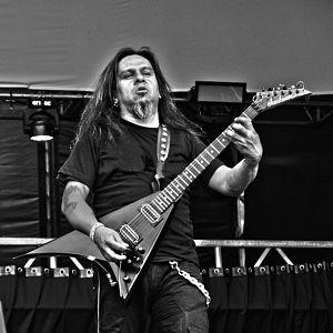Hernan Ramirez - Socavon, Músicos Metaleros y Rockeros
