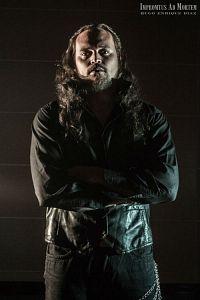 Hugo Enrique Diaz - Impromtus Ad Mortem, Músicos Metaleros y Rockeros