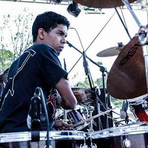 Jeisson Gallego - Casket Grinder, Músicos Metaleros y Rockeros