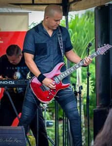 John Capella - Eternal, Músicos Metaleros y Rockeros