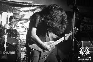 Jhon Gomez - Abduction, Músicos Metaleros y Rockeros