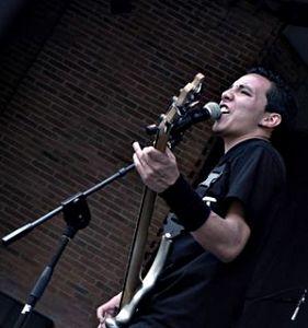 Jhonathan Moreno - Arkhanon, Músicos Metaleros y Rockeros