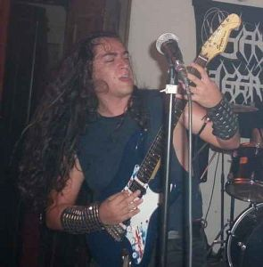 Johnathan Calle - Enemy, Músicos Metaleros y Rockeros