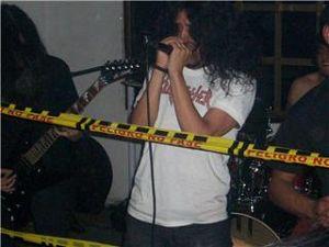 Jonathan Gonzalez - Rainmaker, Músicos Metaleros y Rockeros