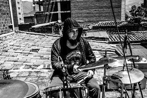 Jorge Ceballos - God Of Lies, Músicos Metaleros y Rockeros