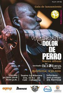 Jorge Luis Vanegas - Vulgarxito, Músicos Metaleros y Rockeros