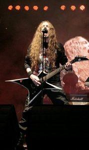 Jorge Mackenzie - Neurosis Inc, Músicos Metaleros y Rockeros