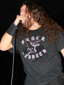 Jose Santa Maria - Mistyfate, Músicos Metaleros y Rockeros