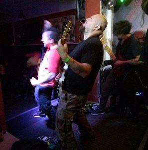 Juan Carlos Cardenas - Reborn In Flesh, Músicos Metaleros y Rockeros