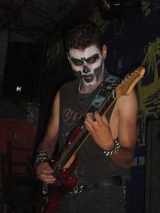 Juan Tepes - Aorta, Músicos Metaleros y Rockeros