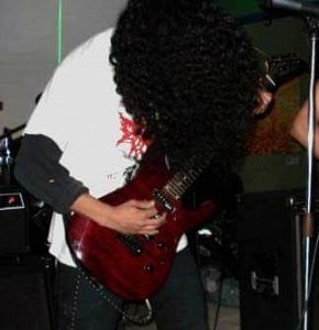 Julian Figueroa - Death Kult, Músicos Metaleros y Rockeros