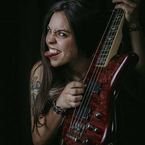 Lina Bermudez - Ataque De Panico, Bandas Colombianas
