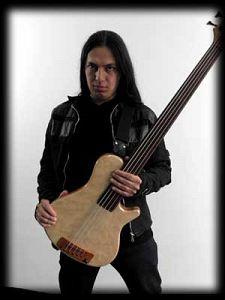 Luis Alberto Ramirez - Kraken, Músicos Metaleros y Rockeros