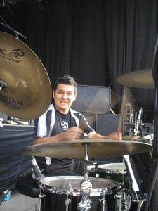 Luis Fernando Martinez - Akash, Bandas Colombianas