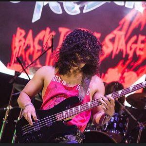 Luis Fernando Rodriguez - Axe Steeler, Músicos Metaleros y Rockeros