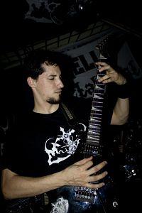 Luis Hernan Giraldo - Mortem, Músicos Metaleros y Rockeros