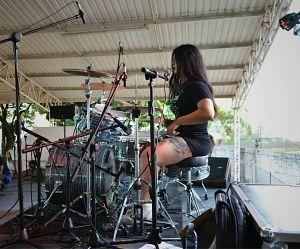 Manuela Quintero - Sexecution, Músicos Metaleros y Rockeros