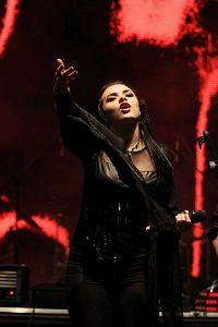 Melissa Sierra - Adivarius, Músicos Metaleros y Rockeros